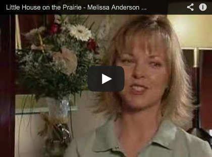 Little House on the Prairie – Melissa Anderson Interview 1