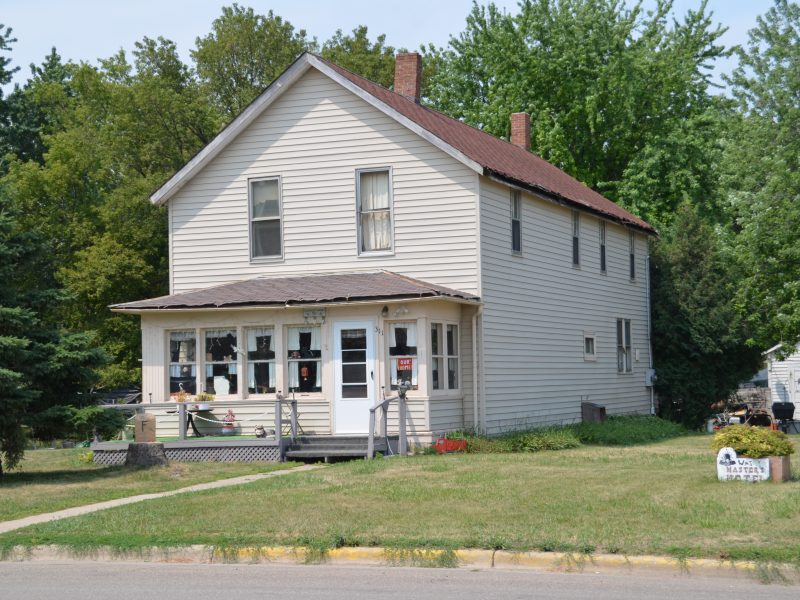 Masters Hotel Building in Walnut Grove acquired by Laura Ingalls Wilder Museum