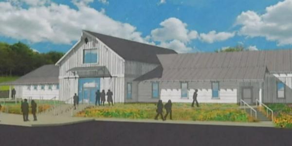 Construction begins on New Laura Ingalls Wilder Museum in Mansfield, Missouri