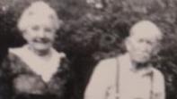 Old Photo of Laura Ingalls & Almanzo Wilder